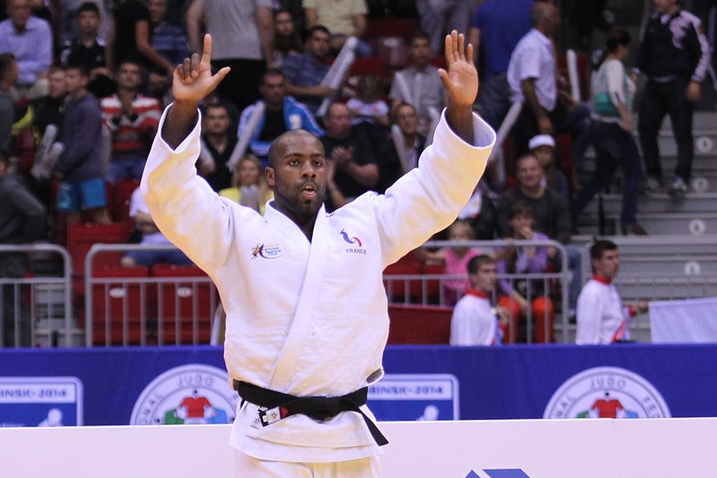 RINER UNTOUCHABLE, KRPALEK ECSTATIC – TWO MORE GOLDS FOR EUROPE