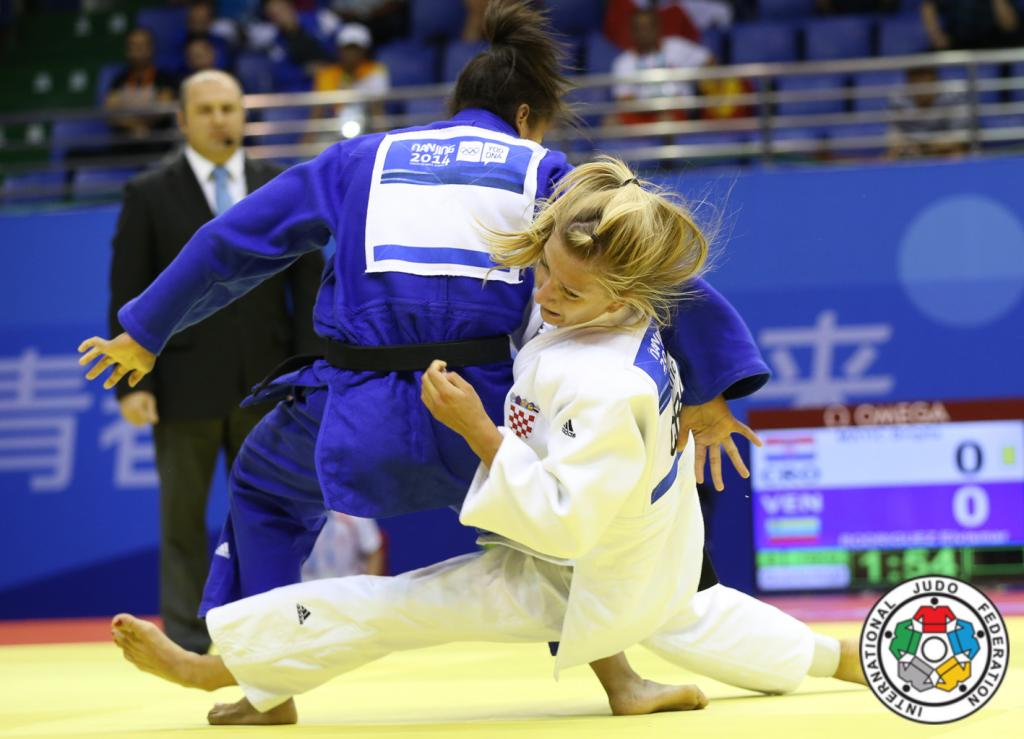 GOLD MEDAL PERFORMANCE PUTS MATIC JUNIOR INTO THE SPOTLIGHT
