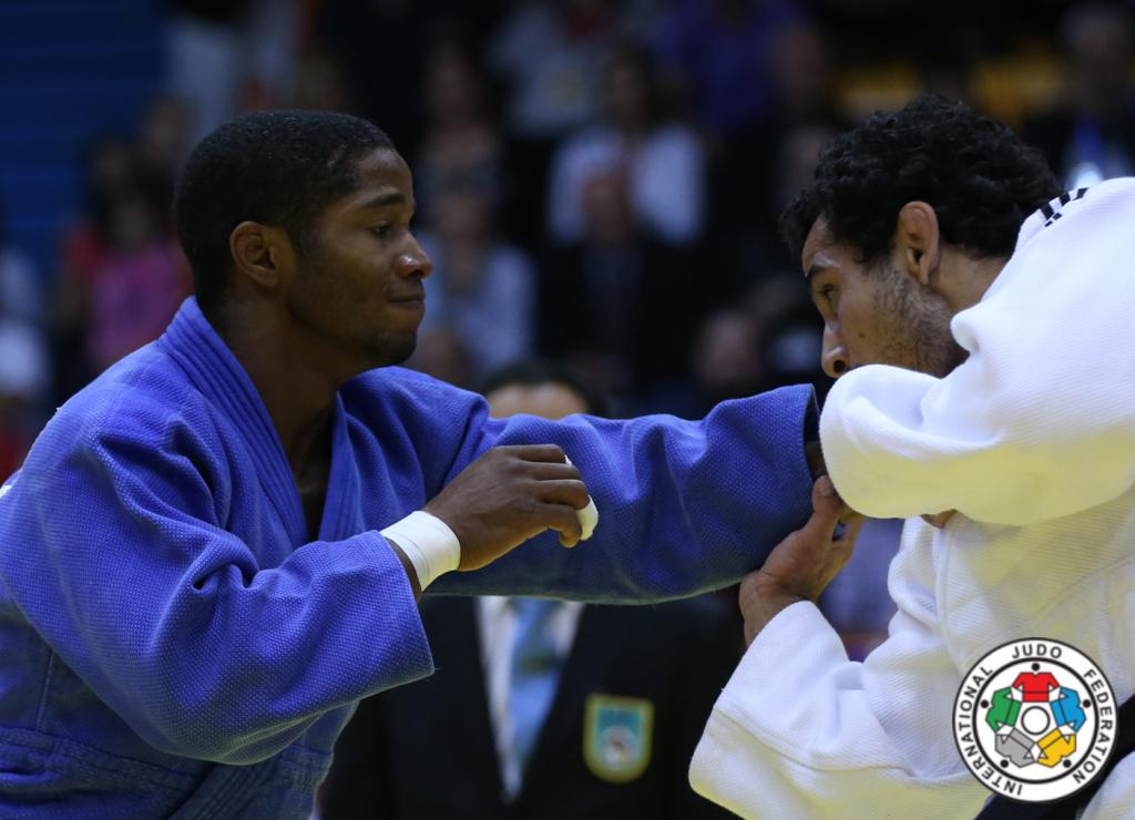 FOCUSED AND ON TRACK DEX ELMONT WINS GOLD AT ZAGREB GRAND PRIX