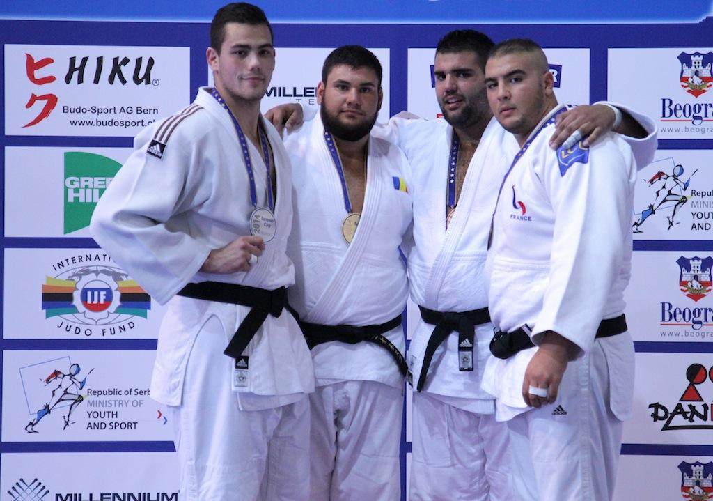TWO GOLD MEDALS FOR ROMANIA IN BELGRADE