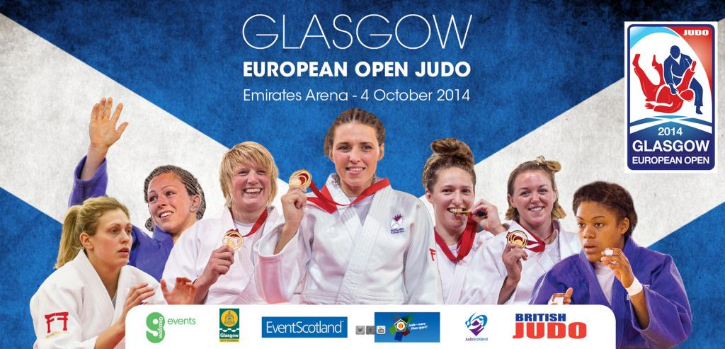 GET READY FOR THE 2014 GLASGOW EUROPEAN OPEN THIS SATURDAY