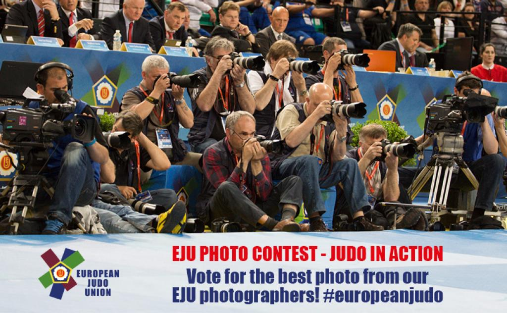 EJU PHOTO CONTEST - JUDO IN ACTION