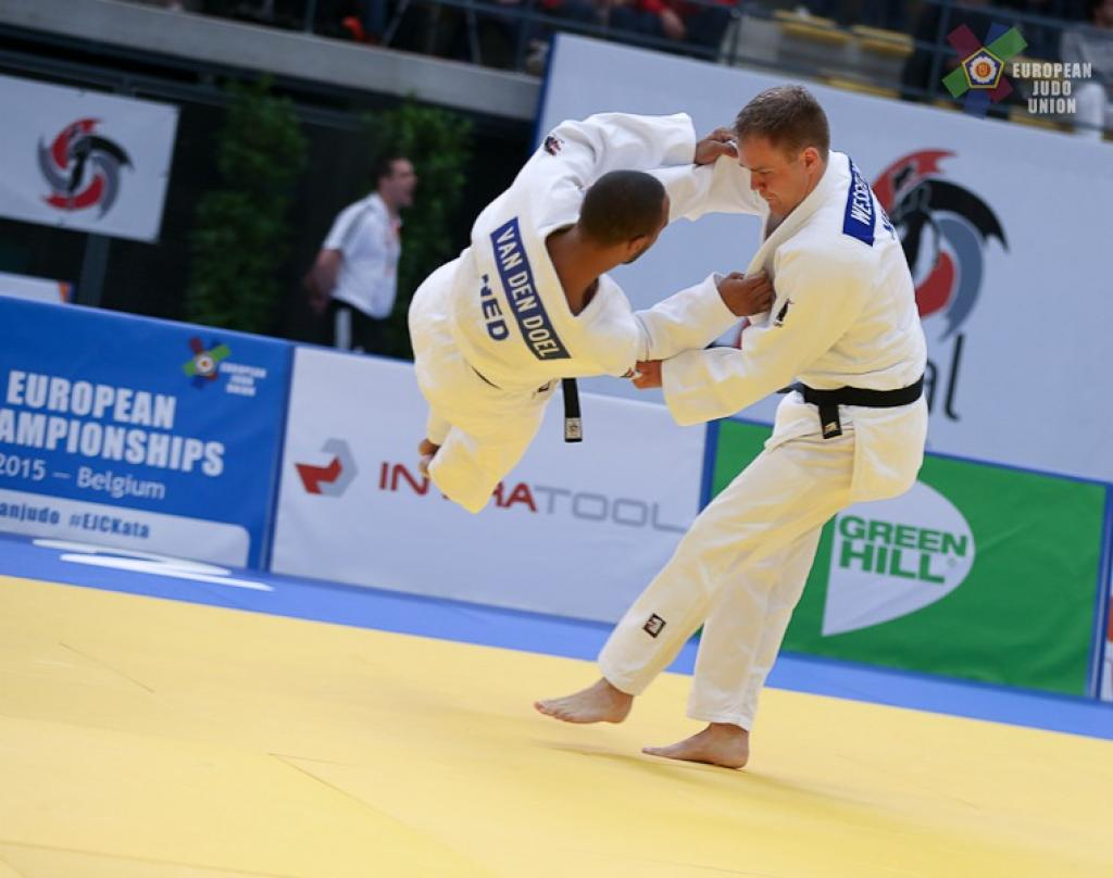TEAM OF ITALY AND BELGIUM SHARES THE TOP OF THE MEDAL TALLY IN HERSTAL