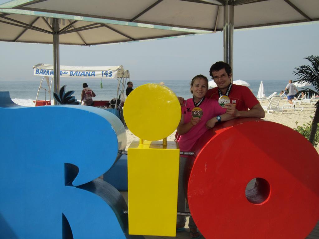 ROAD TO RIO – LAURA GOMEZ & SUGOI URIARTE: ESP2015 – BR2016