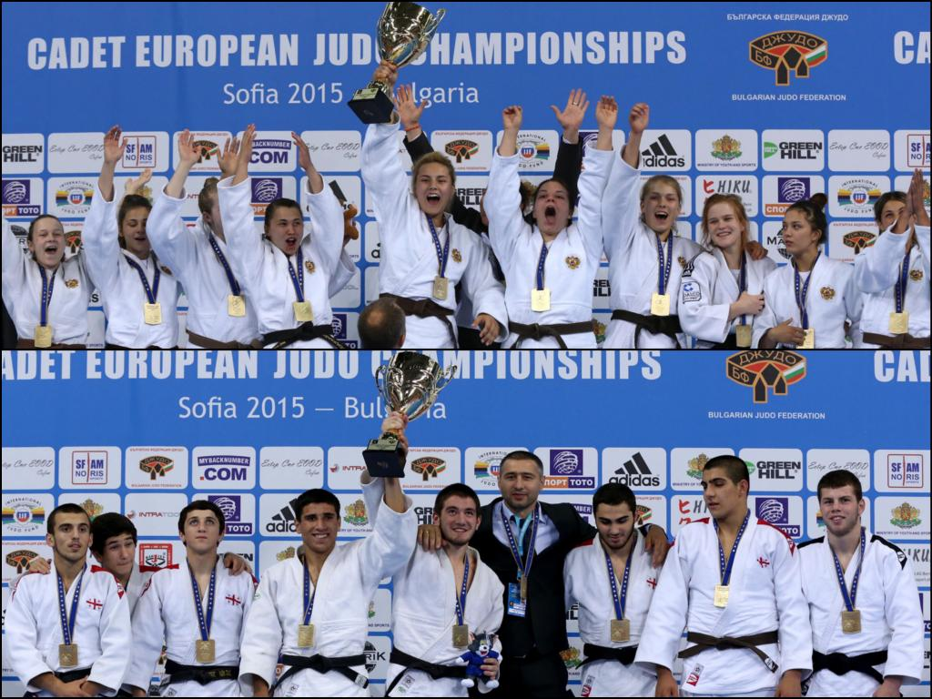 RUSSIA AND GEORGIA CLAIMS A NEW PAGE IN JUDO HISTORY