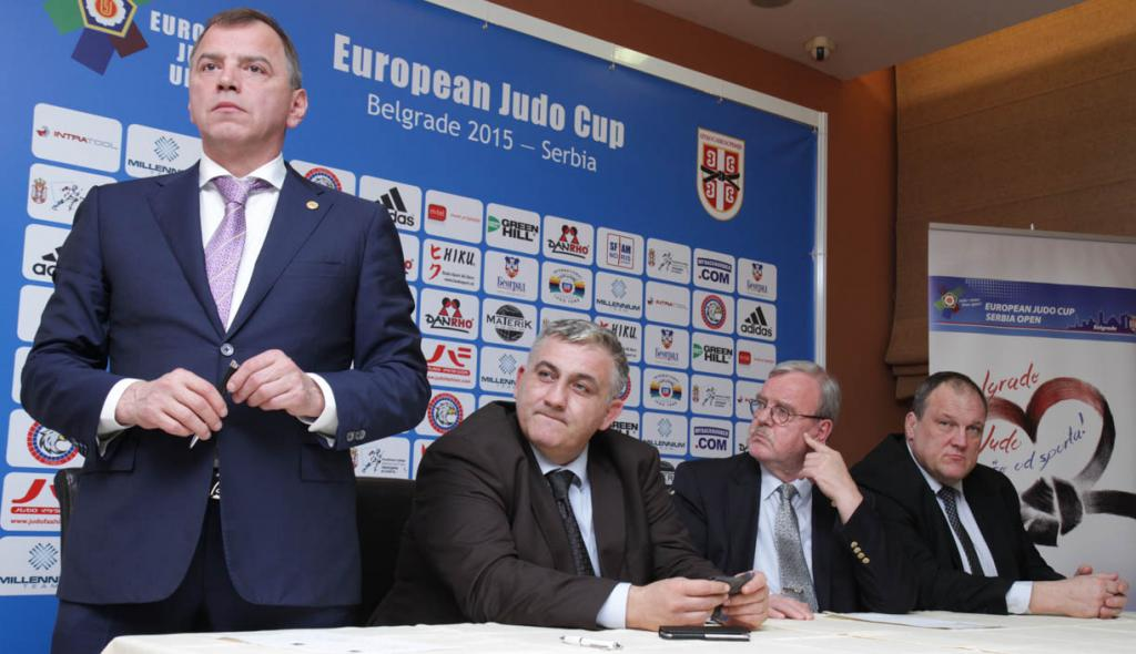 BELGRADE HOSTS THEIR FIFTH EDITION OF EUROPEAN CUP