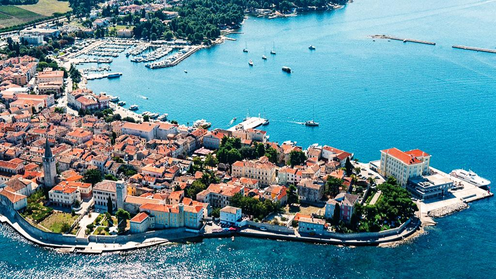 ABOUT THE FESTIVAL`S TOWN POREČ