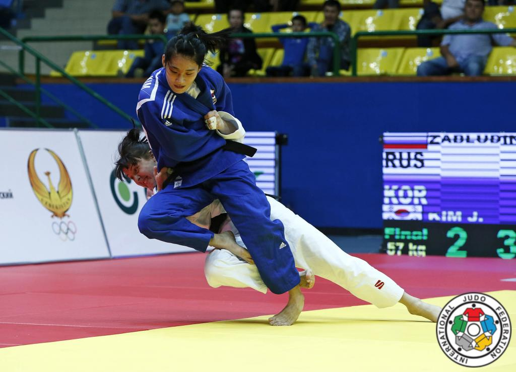 SEVEN MEDALS FOR EUROPE ON OPENING DAY OF TASHKENT GRAND PRIX