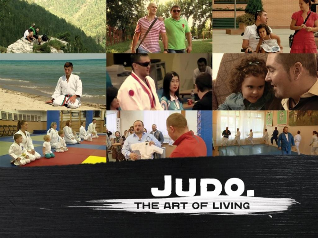 JUDO THE ART OF LIVING