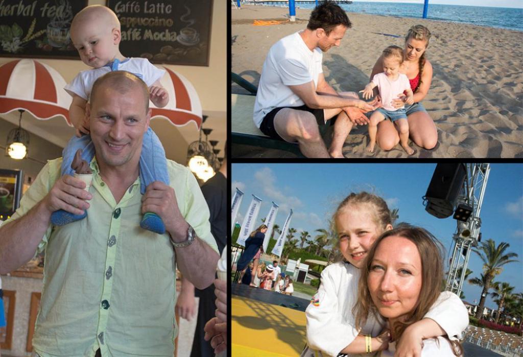 JUDO FESTIVAL: FAMILIES BETWEEN SUN AND TATAMI