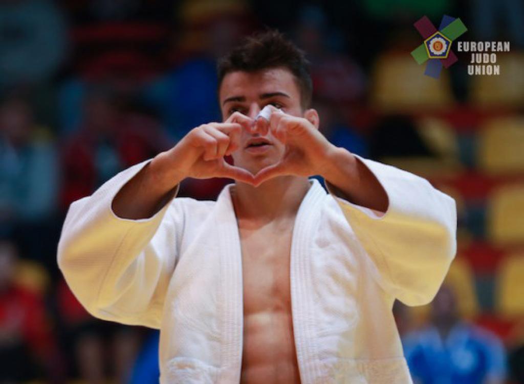 BASILE EAGER FOR SENIOR EXPOSURE AFTER U23 GOLD IN BRATISLAVA