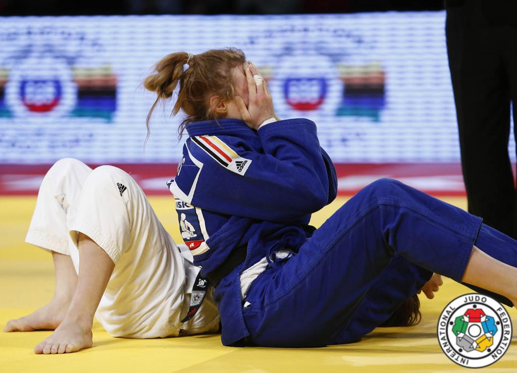 TRAJDOS ENDS LONG WAIT FOR GERMAN SUCCESS IN TOKYO