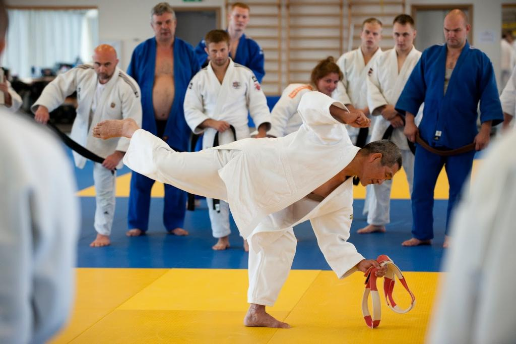 FIRST IMPROVE YOUR JUDO CLUB SEMINAR OF 2016 TAKES PLACE IN POLAND