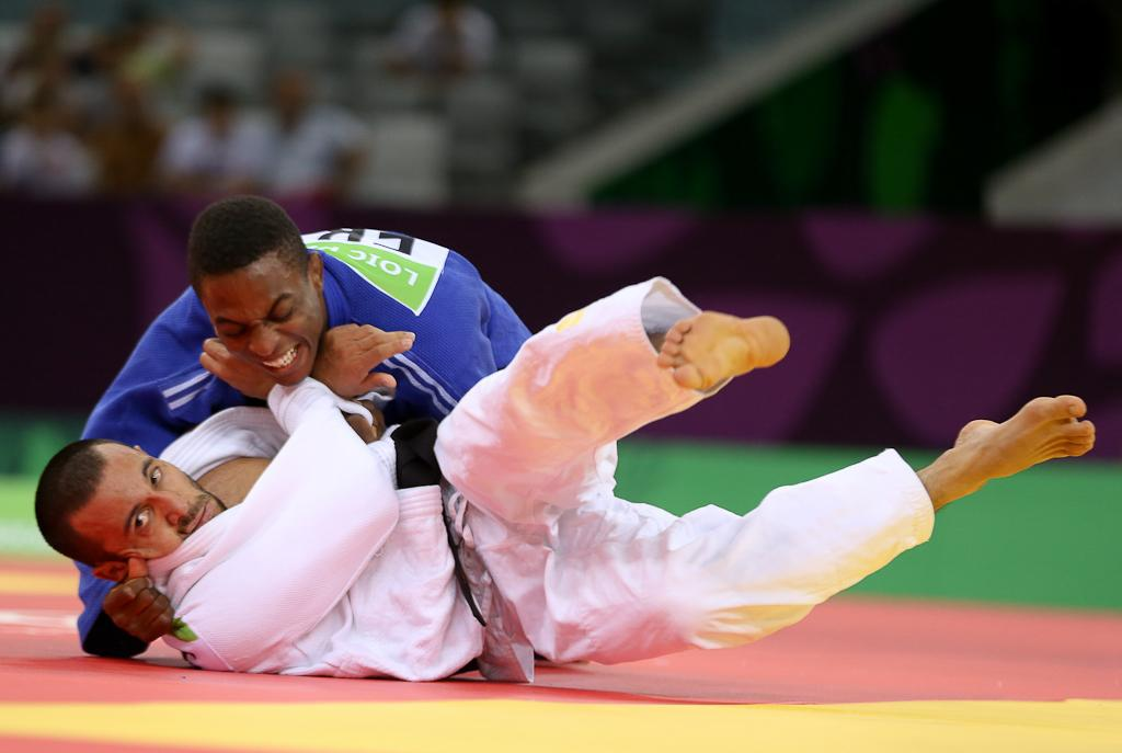 ROAD TO RIO-LOIC KORVAL: FRA2016-BR2016
