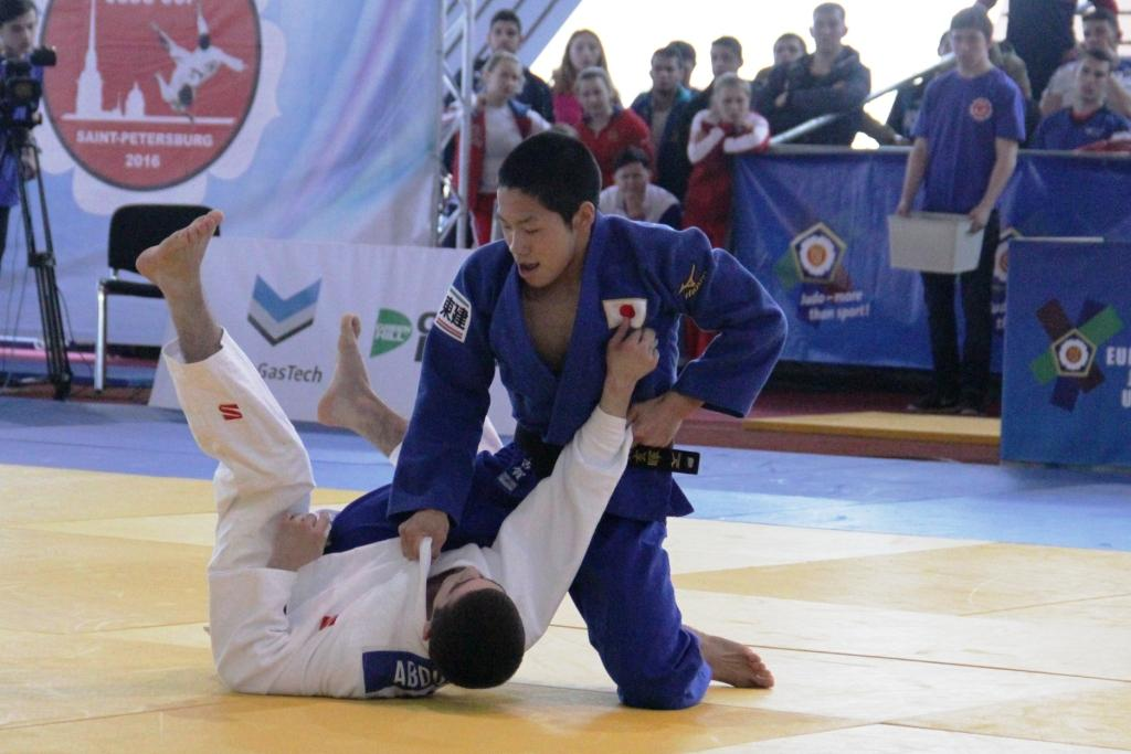 JAPANESE TRIUMPH IN SAINT PETERSBURG