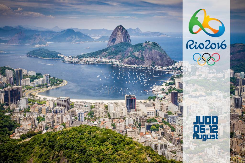 2016 OLYMPIC GAMES RIO DE JANEIRO