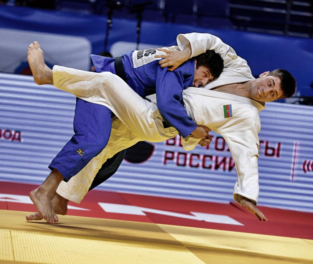PREVIEW OLYMPIC GAMES: -73KG & -57KG
