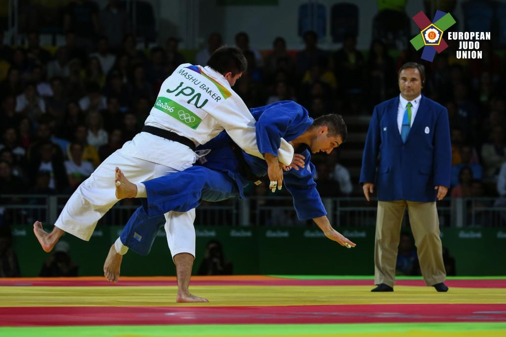 NARROW MISS FOR IMPROVED LIPARTELIANI AS CONWAY AND VARGAS KOCH COLLECT BRONZE