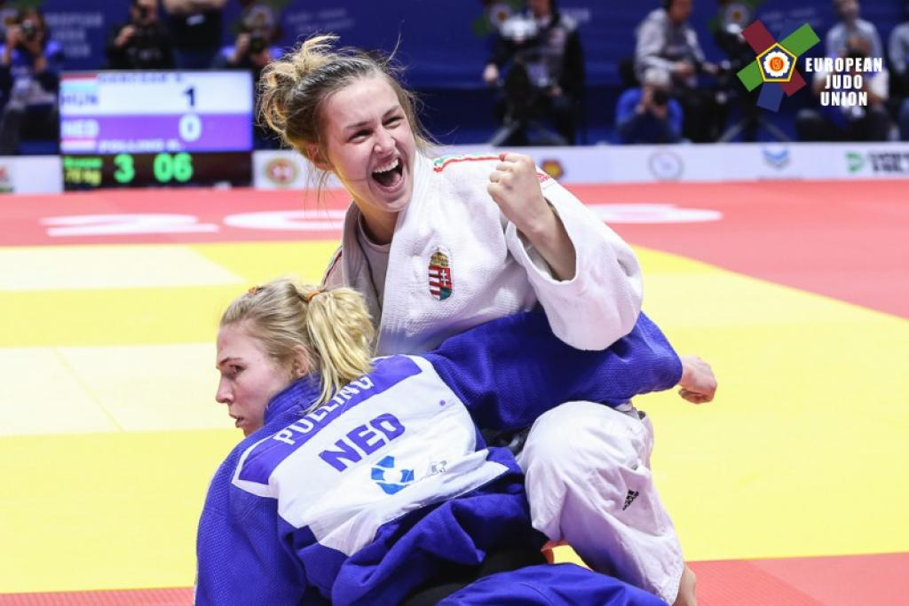JUNIOR EUROPEAN JUDO CHAMPIONSHIPS 2016