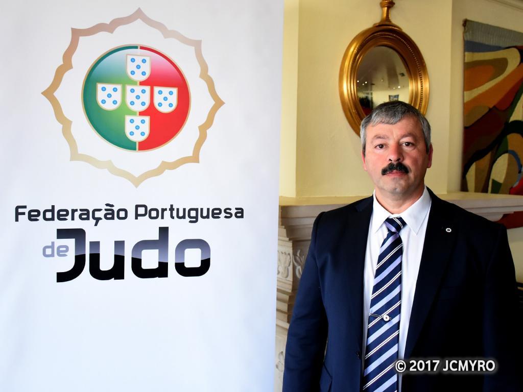 MR. JORGE FERNANDES ELECTED AS NEW PORTUGESE JUDO PRESIDENT