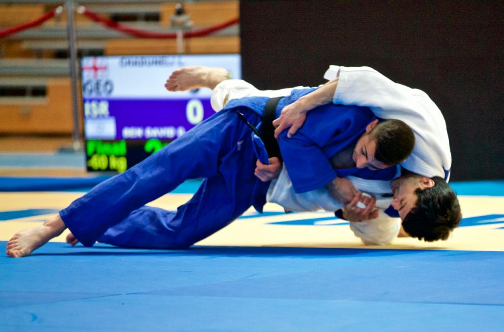 BEN DAVID ENDS POOR RUN OF FORM WITH GOLD FINISH IN KATOWICE