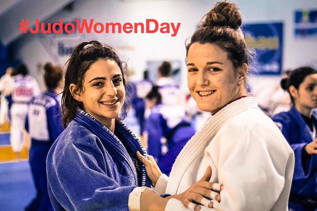 JUDO WOMEN'S DAY