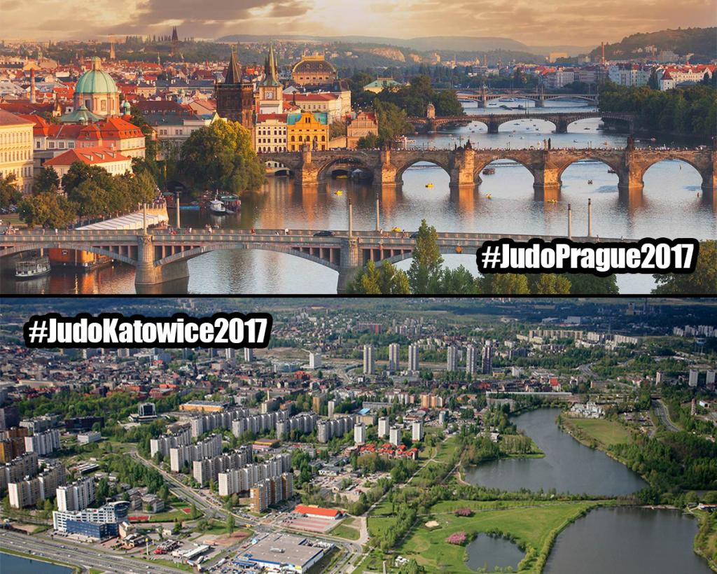 KATOWICE & PRAGUE: LAST EJU OPENS AHEAD OF 2017 EUROPEANS
