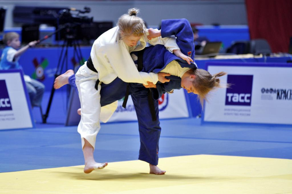JUDO COMES BACK TO SAINT PETERSBURG