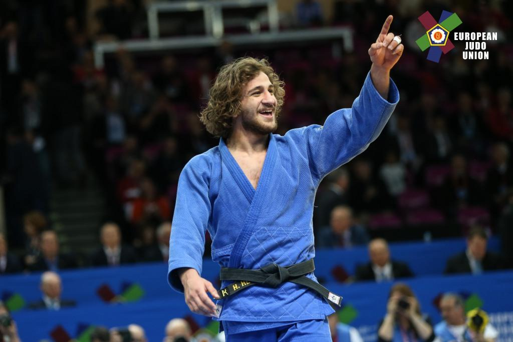 IMPRESSIVE HEYDAROV WIN COMPLETES QUARTET OF EUROPEAN TITLES