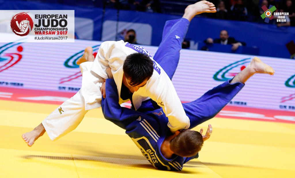 #JUDOWARSAW2017 - DAY 1 PREVIEW