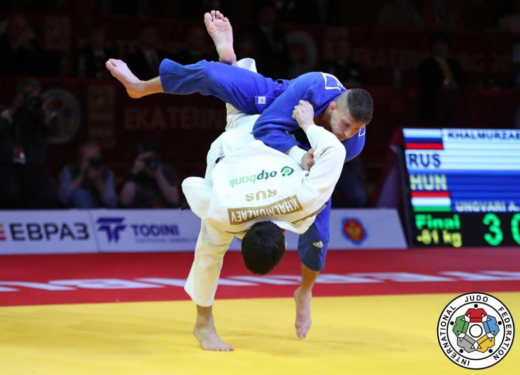CHALLENGERS STRUCK DOWN BY CLASSY KHALMURZAEV