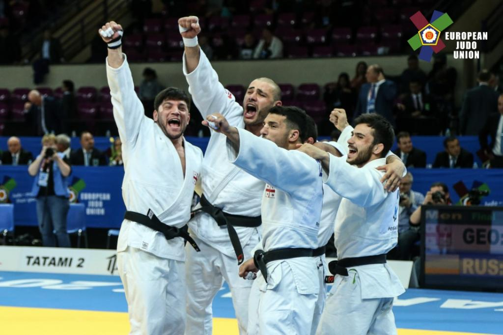 JUDO MIXED TEAM EVENT APPROVED FOR TOKYO 2020
