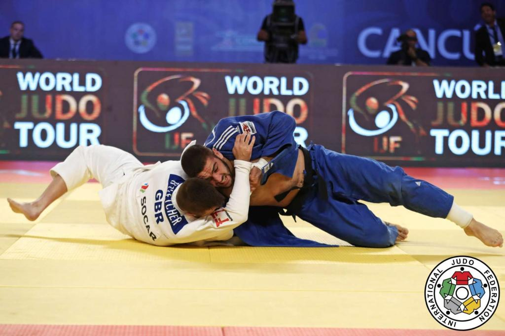 FIRST GRAND PRIX MEDAL SIGNALS ARRIVAL ON BIG STAGE FOR PALTCHIK