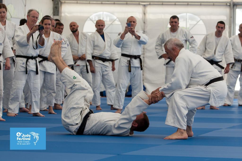 IMPROVE YOUR CLUB SEMINAR SUCCESSFULLY OPENED THE 4TH JUDO FESTIVAL