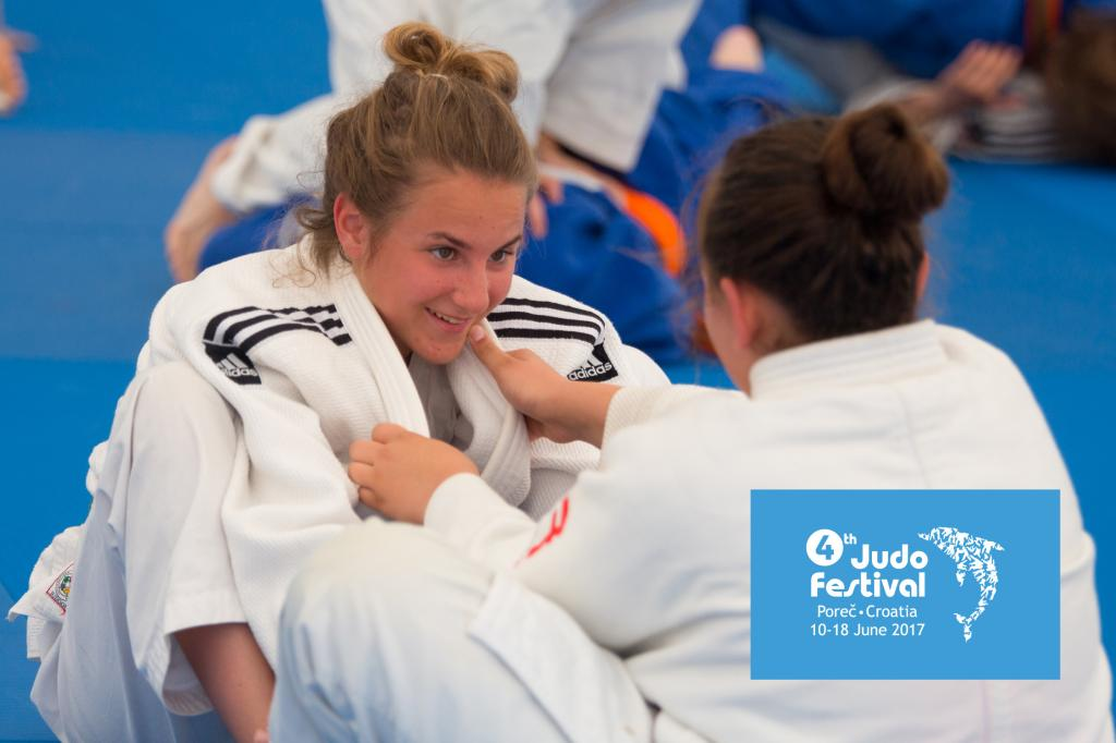 PROSPEROUS GROWTH AT THE 4TH JUDO FESTIVAL