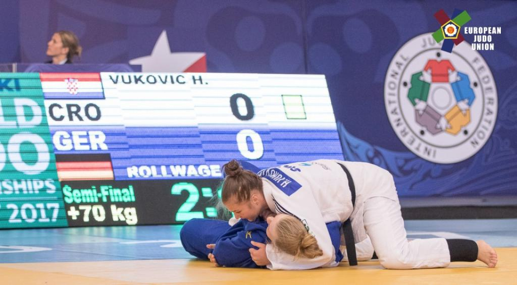 VUKOVIC EXCEEDS EXPECTATONS TO TAKE HEAVYWEIGHT GOLD IN SANTIAGO