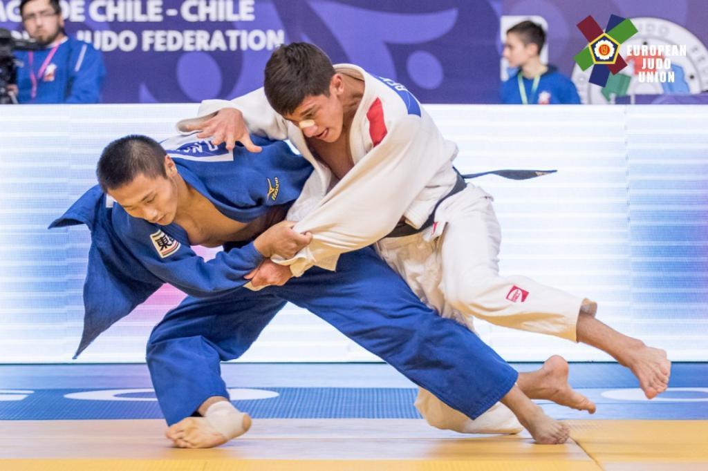 BEKAURI MAINTAINS WINNING WAYS TO GRAB GOLD IN SANTIAGO