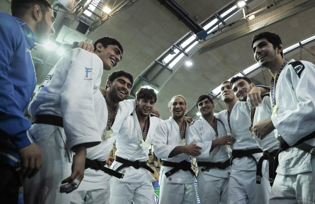 AZERBAIJAN DOWN GEORGIA TO CAPTURE JUNIOR TEAM TITLE FOR THE FIRST TIME