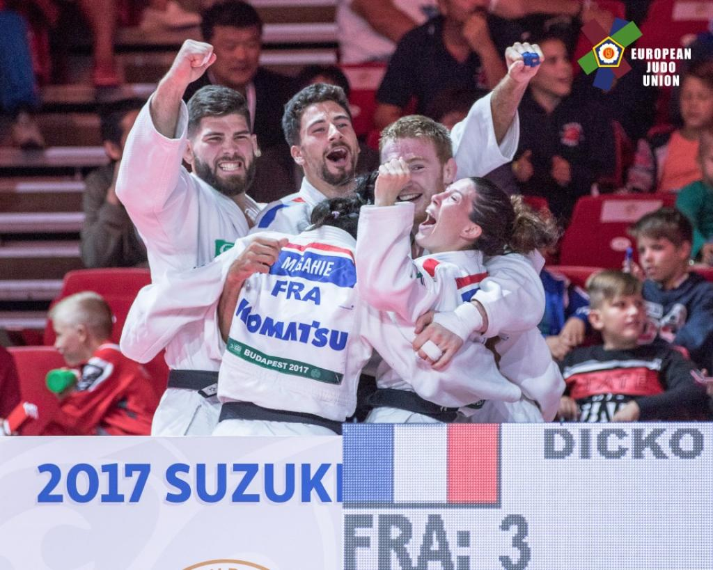 FRANCE SNATCHES BRONZE AT WORLD TEAM CHAMPIONSHIPS
