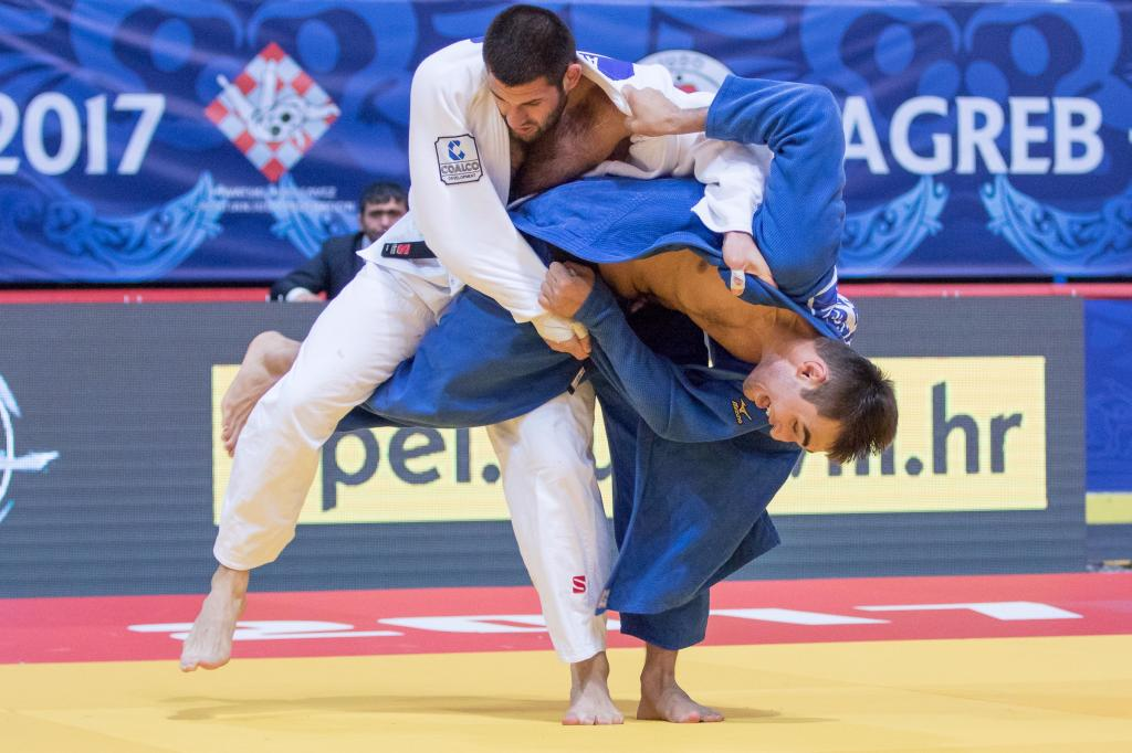 KOTSOIEV CONTINUES WINNING WAYS WITH ZAGREB GOLD