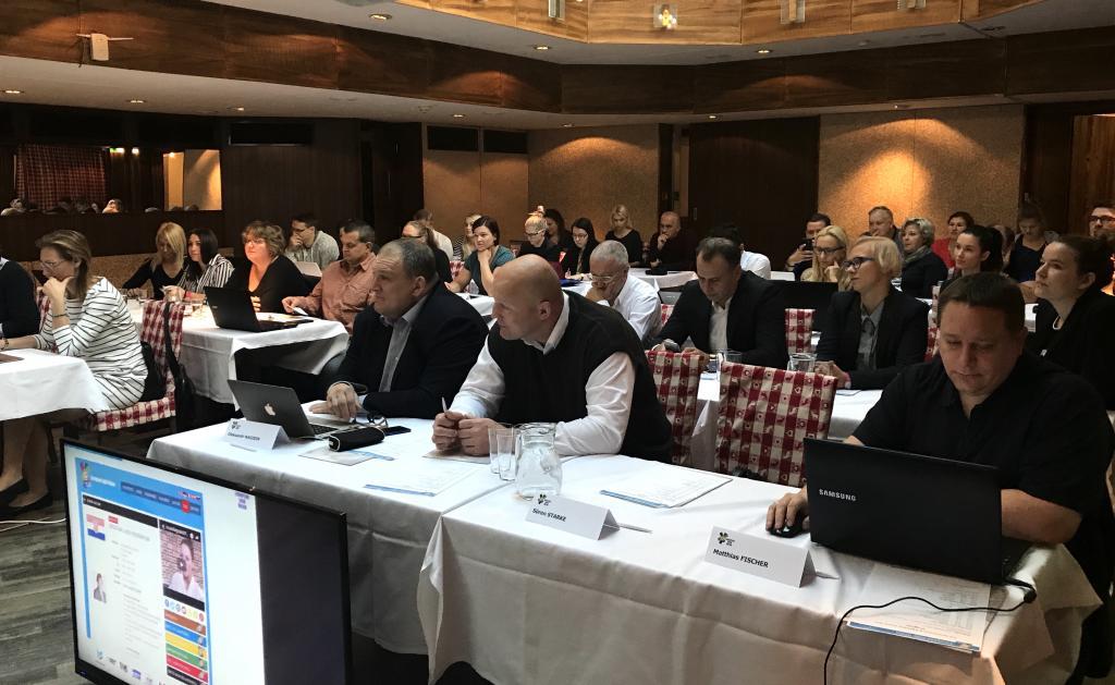 SUCCESSFUL ADMINISTRATION SEMINAR IN VIENNA