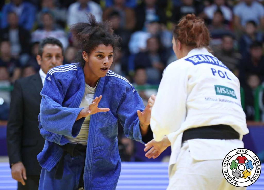 TURCHYN BACK ON COURSE WITH SECOND GRAND PRIX GOLD