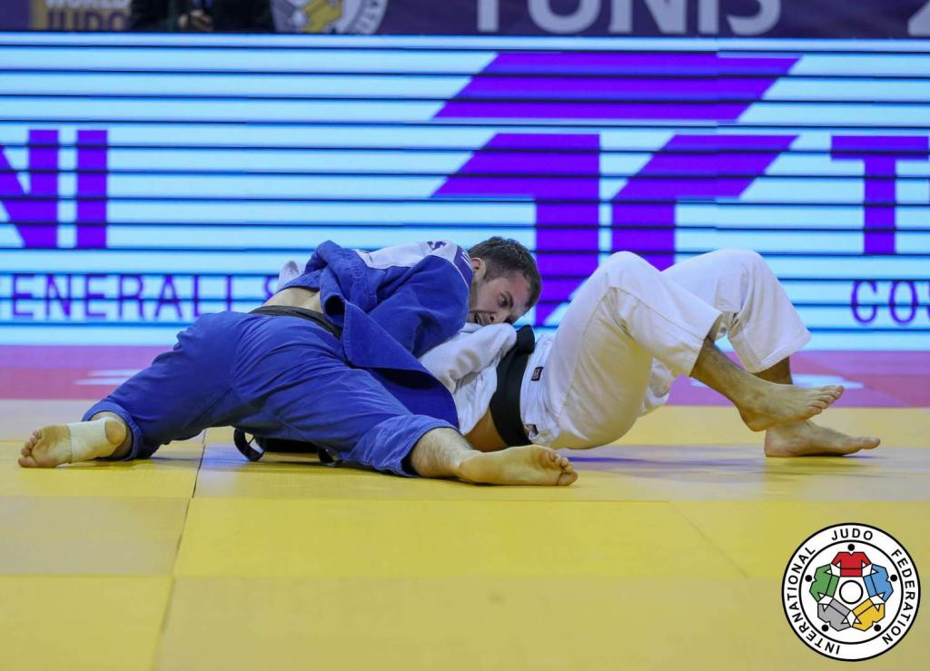 THREE MORE GOLD MEDALS FOR EUROPE AT TUNIS GRAND PRIX