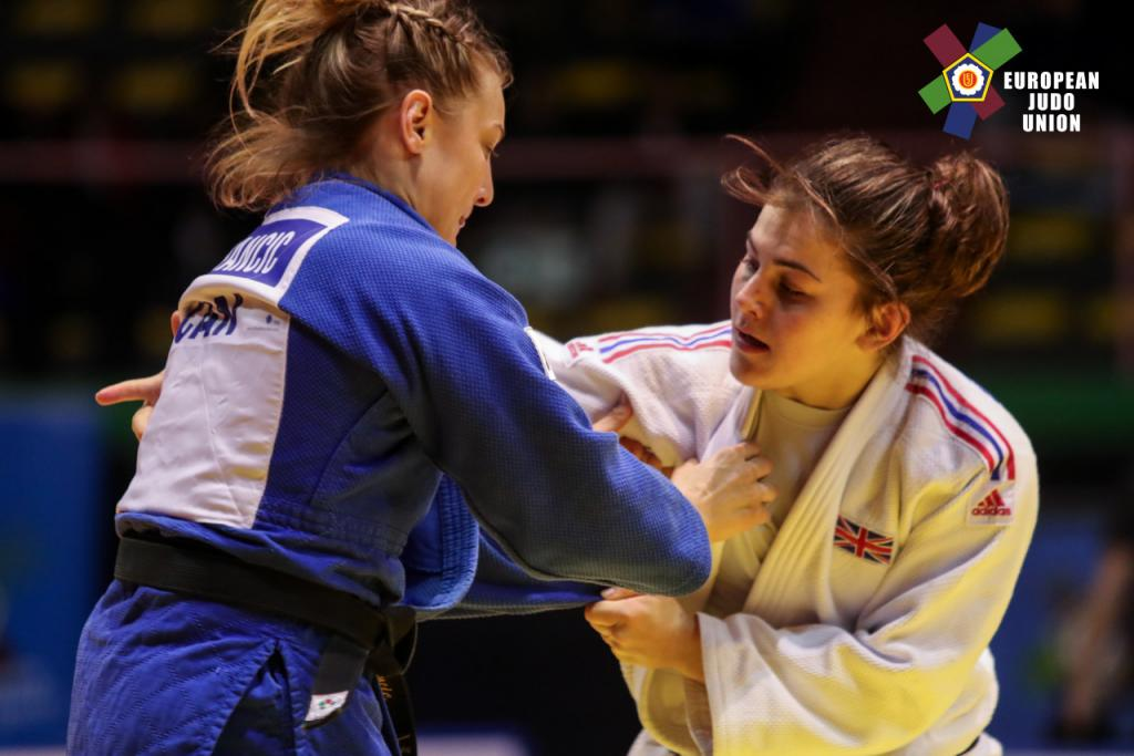 """I WAS TOLD THERE IS A SLIGHT POSSIBILITY THAT I WILL NEVER BE ABLE TO DO JUDO AGAIN."""