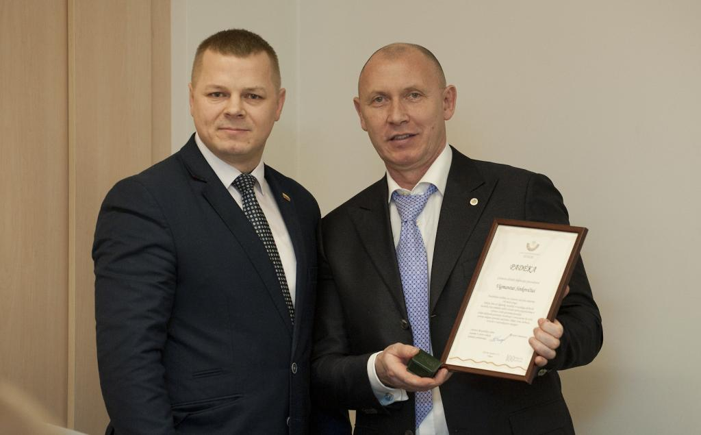 LITHUANIAN PRESIDENT SINKEVICIUS REELECTED