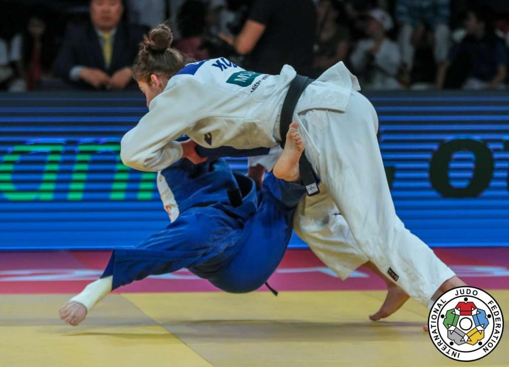 GRAND PRIX GOLD IS ANOTHER STEP FORWARD FOR FOCUSED GJAKOVA