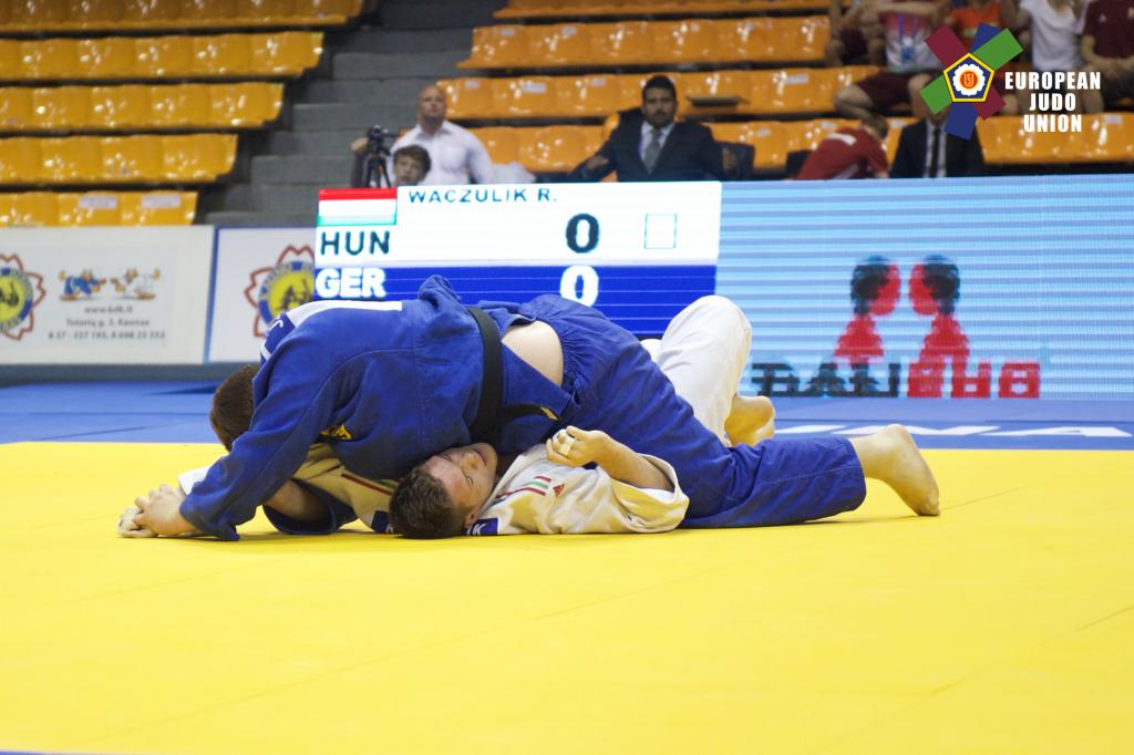 GERMANY TOPS WITH JUNIOR TEAM IN KAUNAS