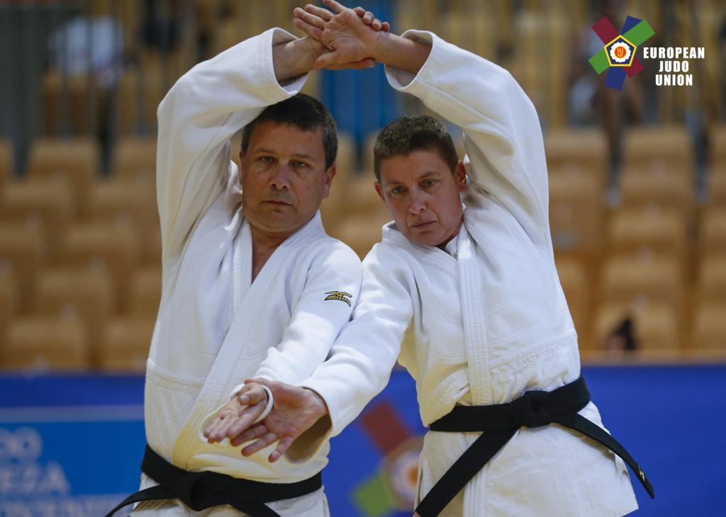 KATA EUROPEAN JUDO CHAMPIONSHIPS – DAY 2 – RESULTS