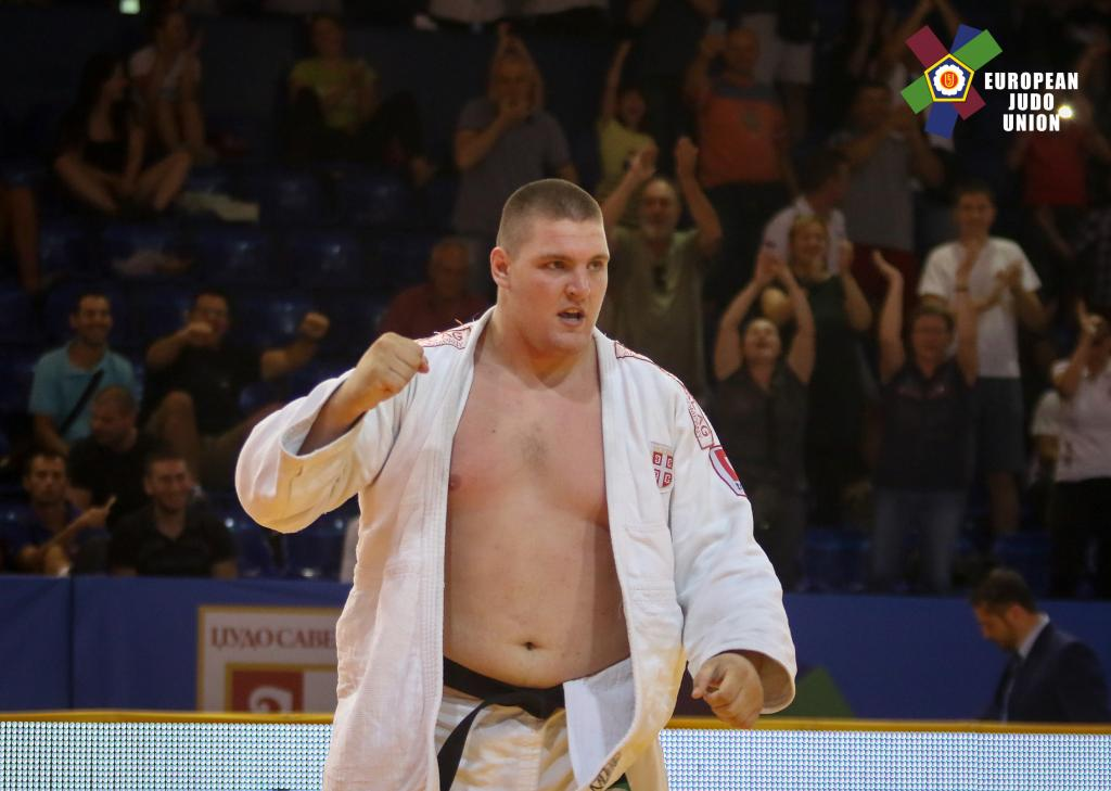 SERBIA TOPS THE TALLY WHILST TOTH MAKES COMEBACK IN BELGRADE