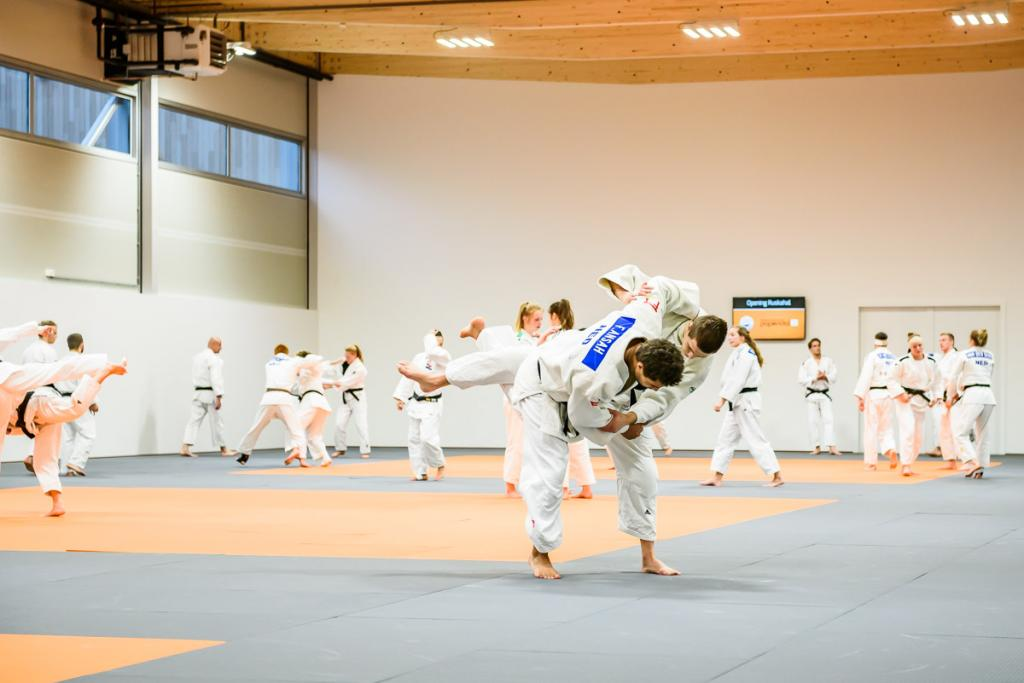 NEW TRAINING CAMP IN PAPENDAL ADDED TO EJU CALENDAR